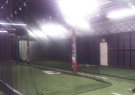 Action Baseball Academy Indoor Turf Field